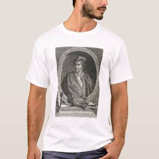 Bernardのパイカ活字刻まれるアンドリアPalladio (1508-80年) Tシャツ