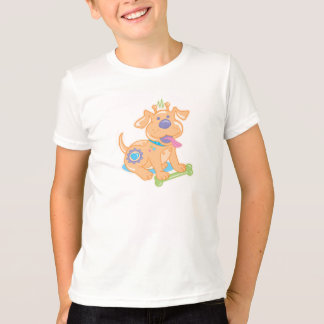 Bernard小犬の馬蝿の幼虫 Tシャツ