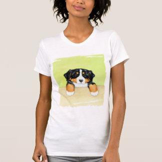 Bernerの子犬 Tシャツ