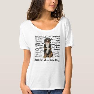 Bernerの特性のTシャツ Tシャツ