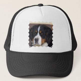 Berner Sennenhundの野球帽 キャップ