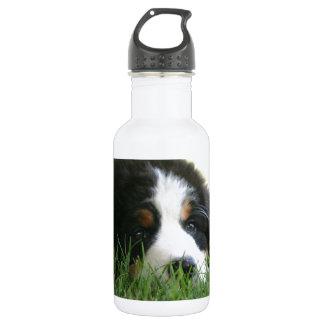 Berneseの子犬 ウォーターボトル