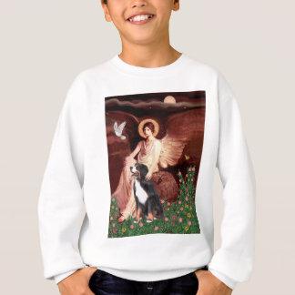 Bernese -つけられていた天使 スウェットシャツ