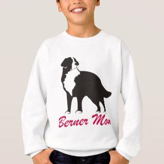 Bernese Mt犬のBernerのお母さん スウェットシャツ