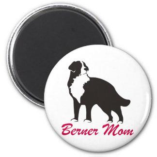 Bernese Mt犬のBernerのお母さん マグネット