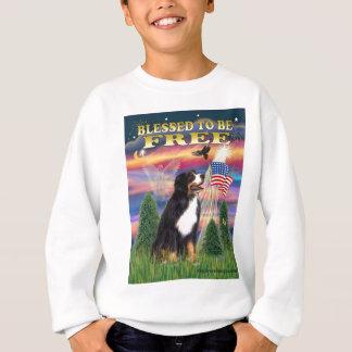 Bernese Mt.犬 スウェットシャツ