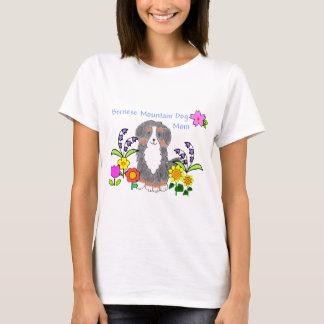 Bernese Mtn犬のお母さん Tシャツ