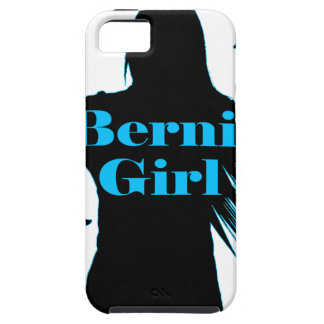 Berniesの女の子のベルニーの研摩機 iPhone SE/5/5s ケース