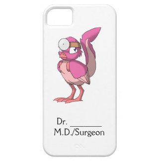 Berry Yogurt Reptilian Bird博士 iPhone SE/5/5s ケース