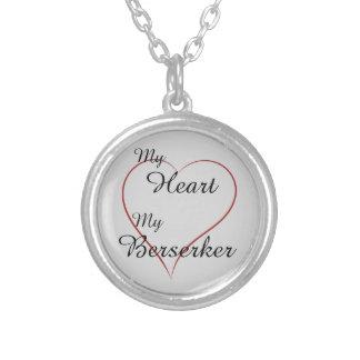 Berserkerのネックレス シルバープレートネックレス