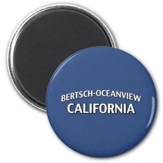 Bertsch-Oceanviewカリフォルニア マグネット