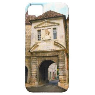 Besançonの古い都市への出入口 iPhone SE/5/5s ケース