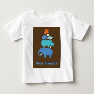 BestFriends ベビーTシャツ