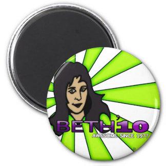 Beth'10の円形の磁石 マグネット