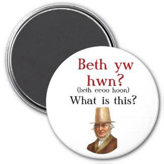 Beth Yw Hwnか。 磁石