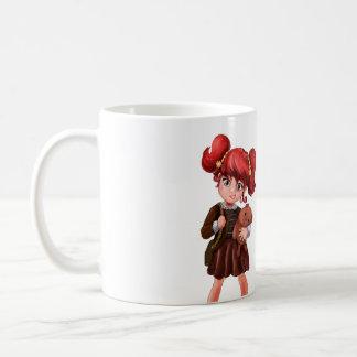 Bethanyのマグ コーヒーマグカップ