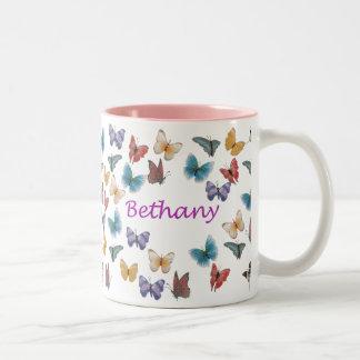 Bethany ツートーンマグカップ