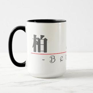 Bethany 21351_3.pdfの中国のな名前 マグカップ