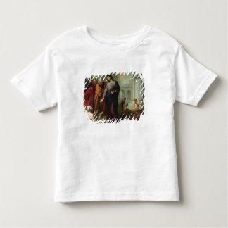 Bethesda 1667-70年のプールのキリスト(カリフォルニアの油 トドラーTシャツ