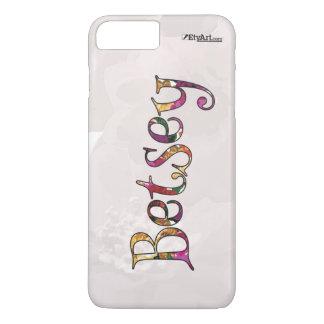 BetseyのAのフェスタのためのカラフルなおもしろいの携帯電話の箱 iPhone 8 Plus/7 Plusケース