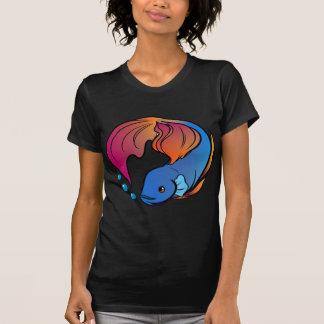Bettaの円 Tシャツ