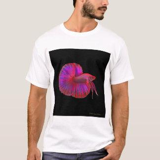 Bettaの魚のTシャツ Tシャツ