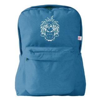 BFCCのバックパック、ロイヤルブルー AMERICAN APPAREL™バックパック