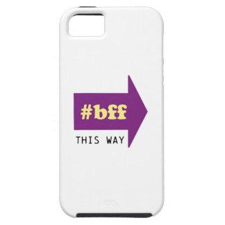 #BFFこの方法IPHONE 5場合 iPhone SE/5/5s ケース