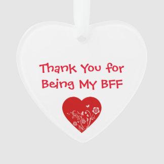 BFFはオーナメント感謝していしています オーナメント