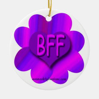 BFF セラミックオーナメント