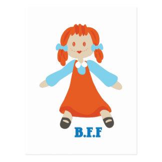 BFF ポストカード