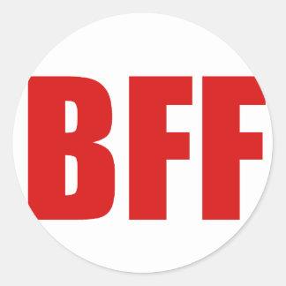 BFF ラウンドシール