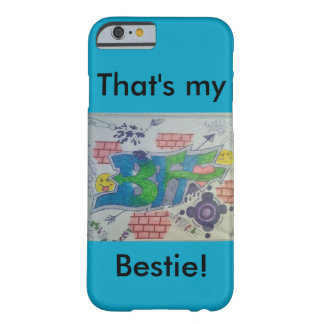 BFF! BARELY THERE iPhone 6 ケース