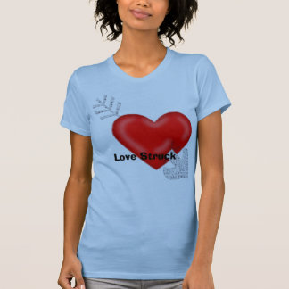 bglitter1002の打たれる愛 tシャツ