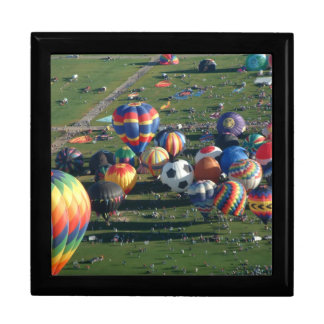 BHの熱気の気球のフェスタの意見 ギフトボックス