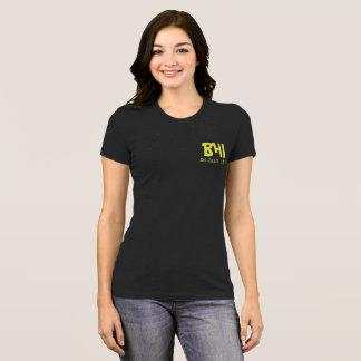BHIのトランプのポーカーの操業ティー Tシャツ