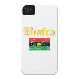 Biafraの旗 Case-Mate iPhone 4 ケース