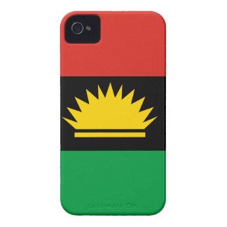 Biafra (Bịafra)の旗 Case-Mate iPhone 4 ケース