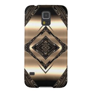 Biamondの黒いギフト Galaxy S5 ケース