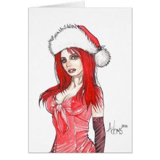 Biancaのクリスマス カード