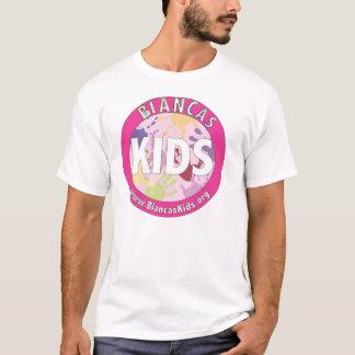 Biancaの子供の人のTシャツ Tシャツ