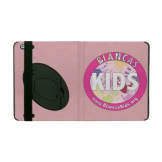 Biancaの子供のIPad Kickstandの堅いカバー場合 iPad ケース