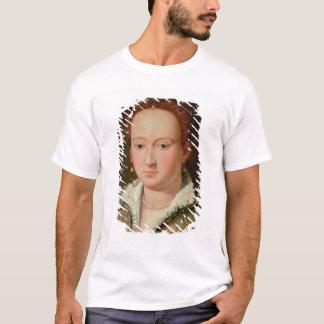 Bianca Cappello、c.1580 (銅のポートレートの油 Tシャツ