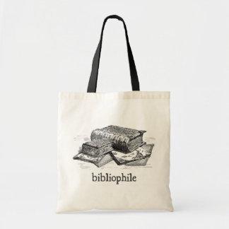 Bibliophile トートバッグ