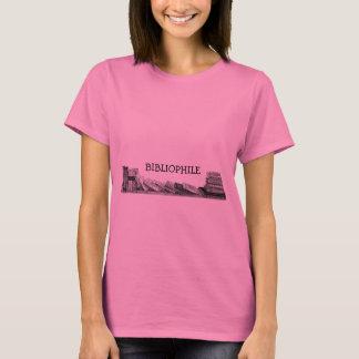 Bibliophile:  鉛筆、現実主義の本 tシャツ