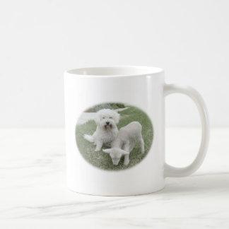 Bichonの子ヒツジ世話人のギフトの範囲 コーヒーマグカップ