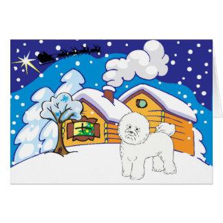 bichonのfriseの小屋 カード