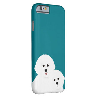 Bichon FriseのiPhone 6/6sの場合 Barely There iPhone 6 ケース