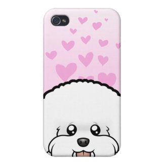 Bichon Frise愛 iPhone 4/4S Cover