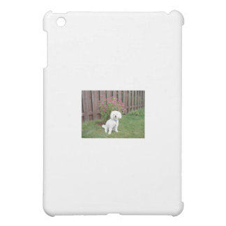 Bichon Frise iPad Miniカバー